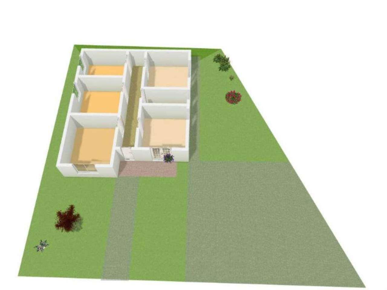 Villa in vendita a Treviglio, 4 locali, prezzo € 240.000 | Cambio Casa.it