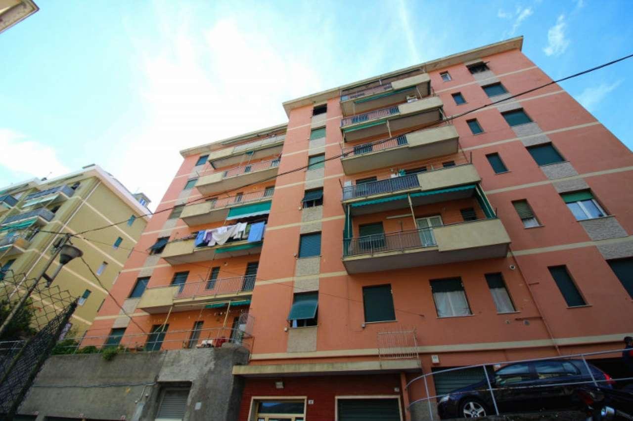 Foto 2 di Quadrilocale via Trossarelli, Genova (zona Valbisagno (Prato-Molassana-Struppa-S.Gottardo-S.Eusebio))