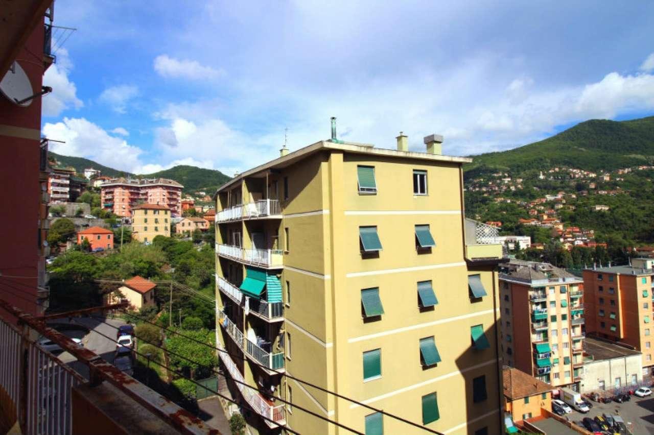 Foto 6 di Quadrilocale via Trossarelli, Genova (zona Valbisagno (Prato-Molassana-Struppa-S.Gottardo-S.Eusebio))