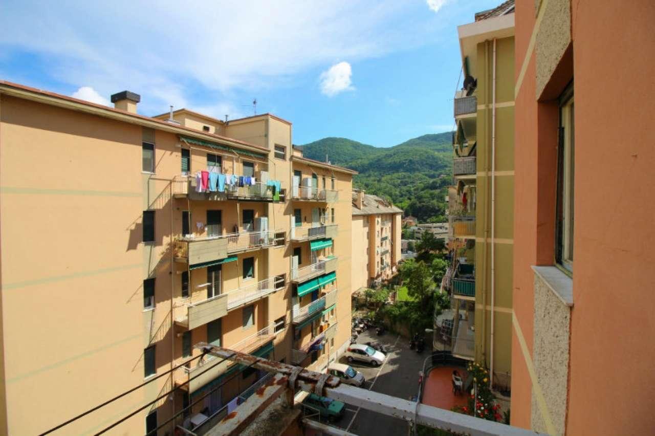 Foto 13 di Quadrilocale via Trossarelli, Genova (zona Valbisagno (Prato-Molassana-Struppa-S.Gottardo-S.Eusebio))