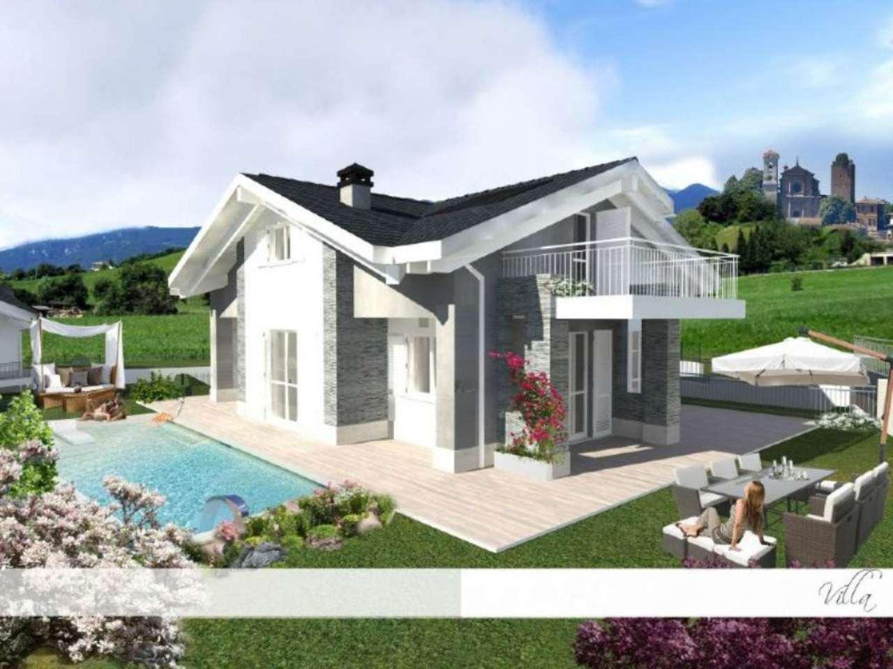 Villa in vendita a Pecetto Torinese, 6 locali, prezzo € 620.000 | Cambio Casa.it