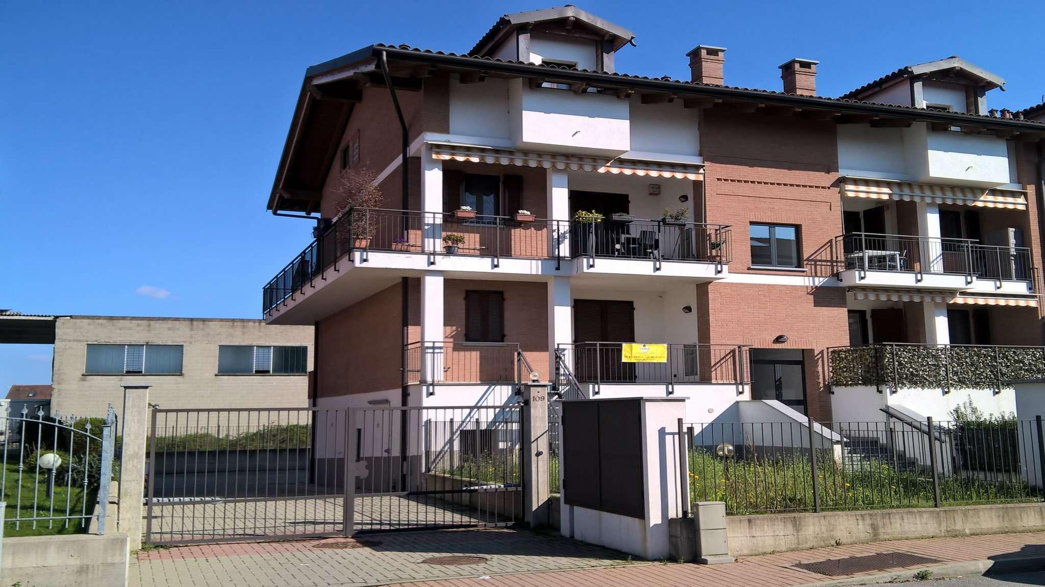 Appartamento in vendita a Poirino, 6 locali, prezzo € 180.000 | Cambio Casa.it