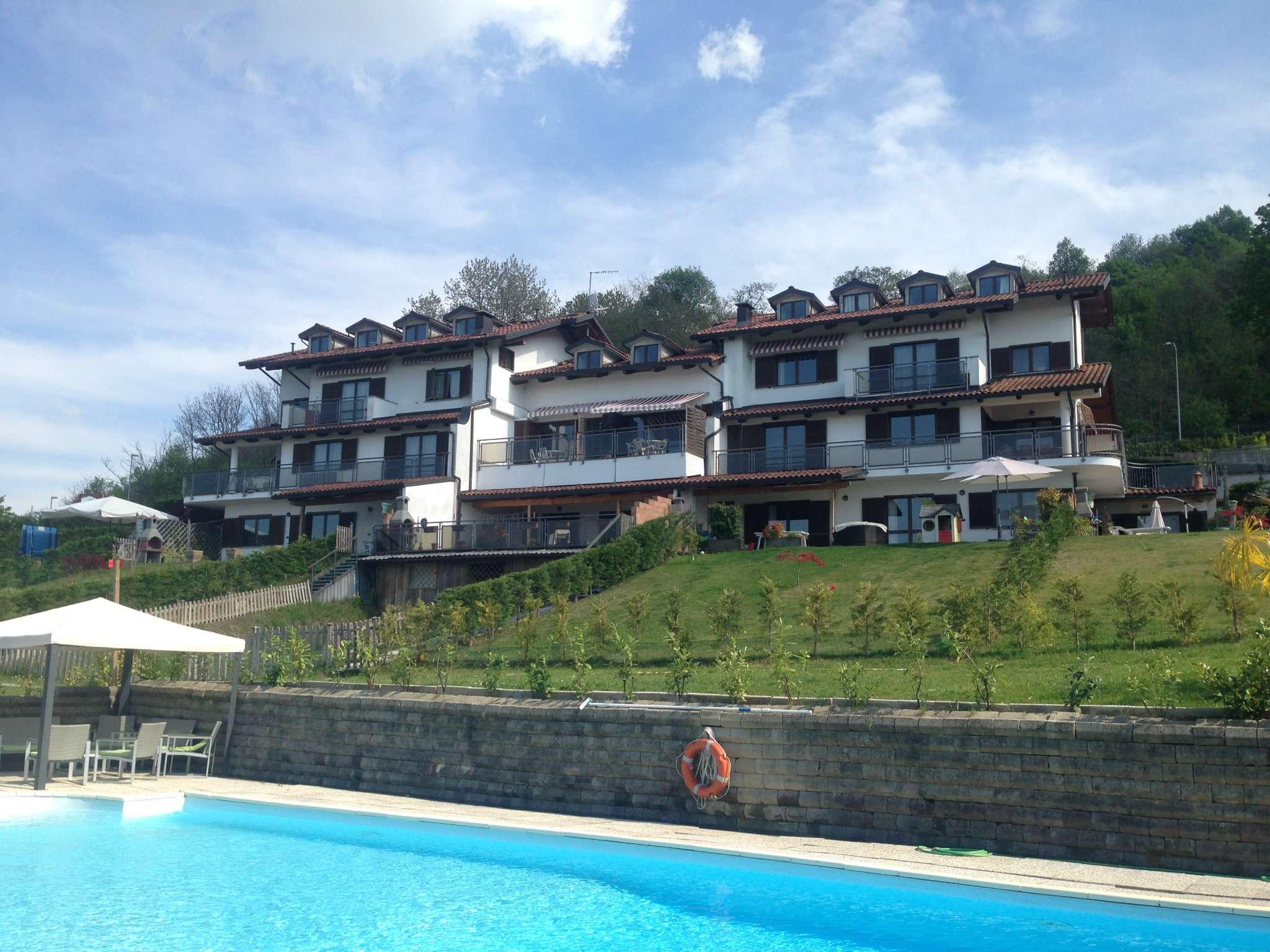 Appartamento in affitto a Pecetto Torinese, 4 locali, prezzo € 1.600 | CambioCasa.it