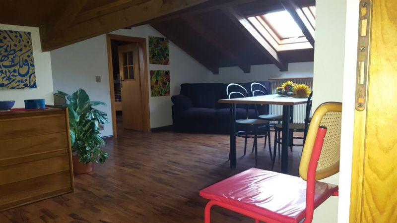 Attico / Mansarda in affitto a Cles, 4 locali, prezzo € 350 | Cambio Casa.it