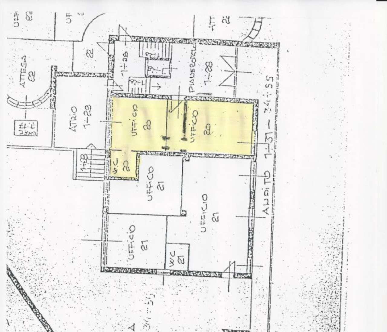 Ufficio / Studio in affitto a Cles, 2 locali, Trattative riservate | Cambio Casa.it