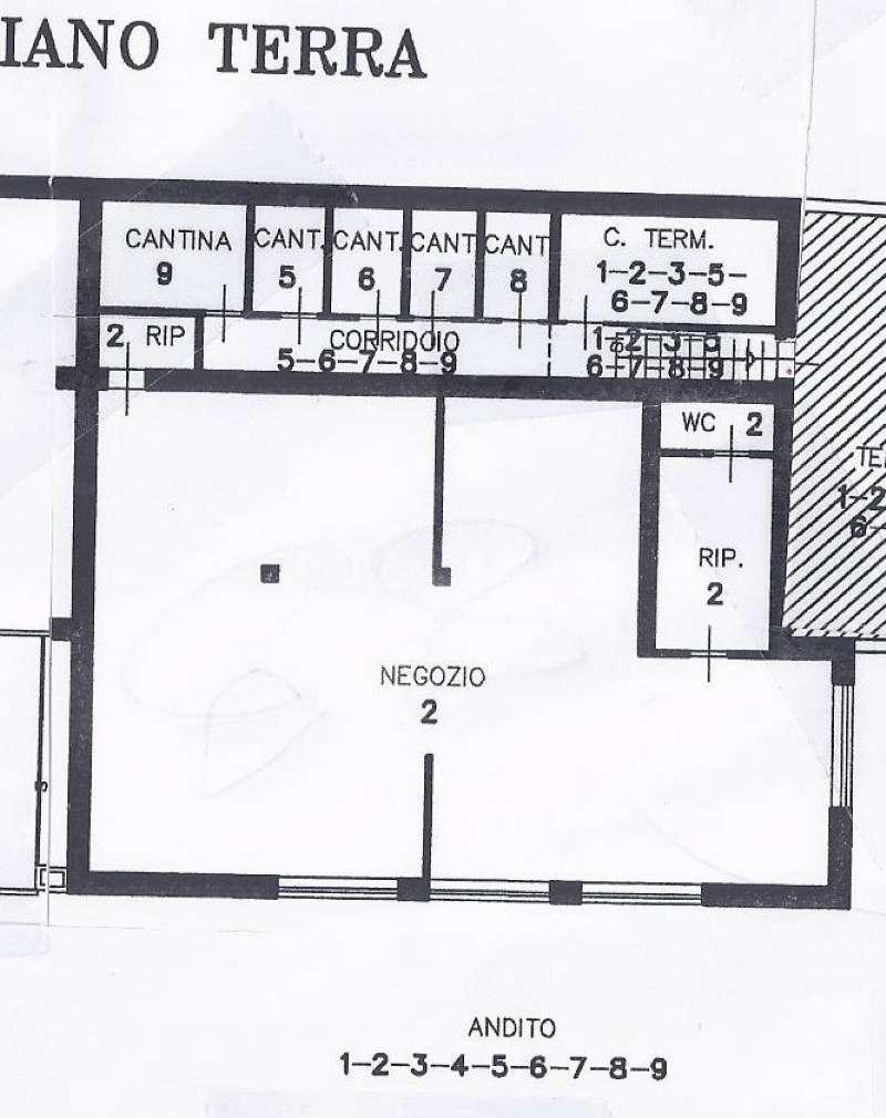 Negozio / Locale in affitto a Cles, 2 locali, prezzo € 1.600 | Cambio Casa.it