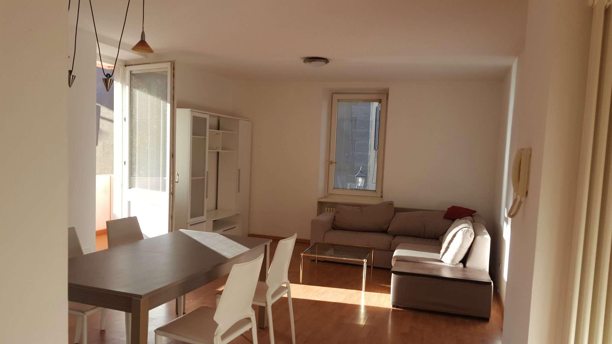 Appartamento in affitto a Cles, 4 locali, prezzo € 550 | Cambio Casa.it