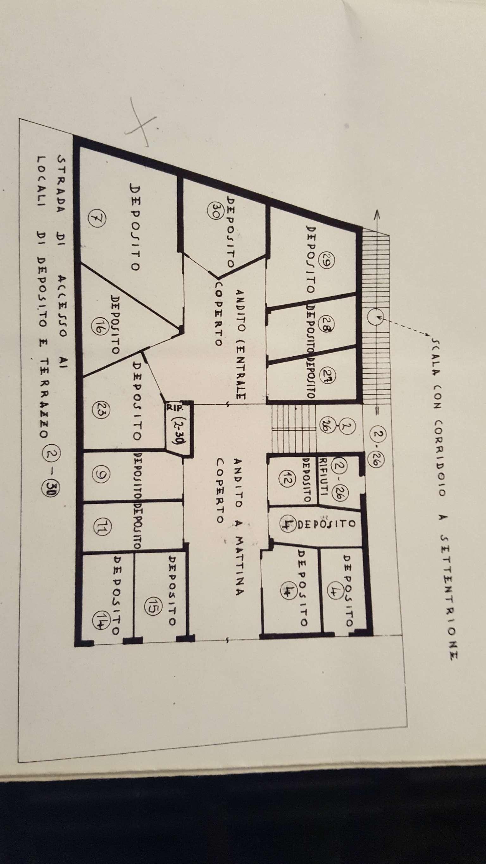 Appartamento in affitto a Cles, 7 locali, prezzo € 800 | Cambio Casa.it