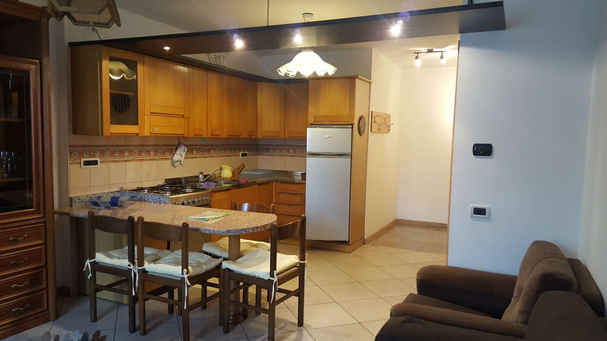 Appartamento in affitto a Cles, 2 locali, prezzo € 380 | Cambio Casa.it
