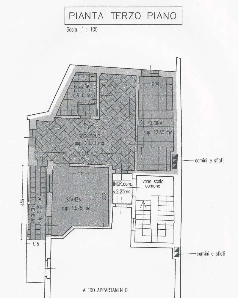 Appartamento in affitto a Cles, 9999 locali, prezzo € 400 | Cambio Casa.it