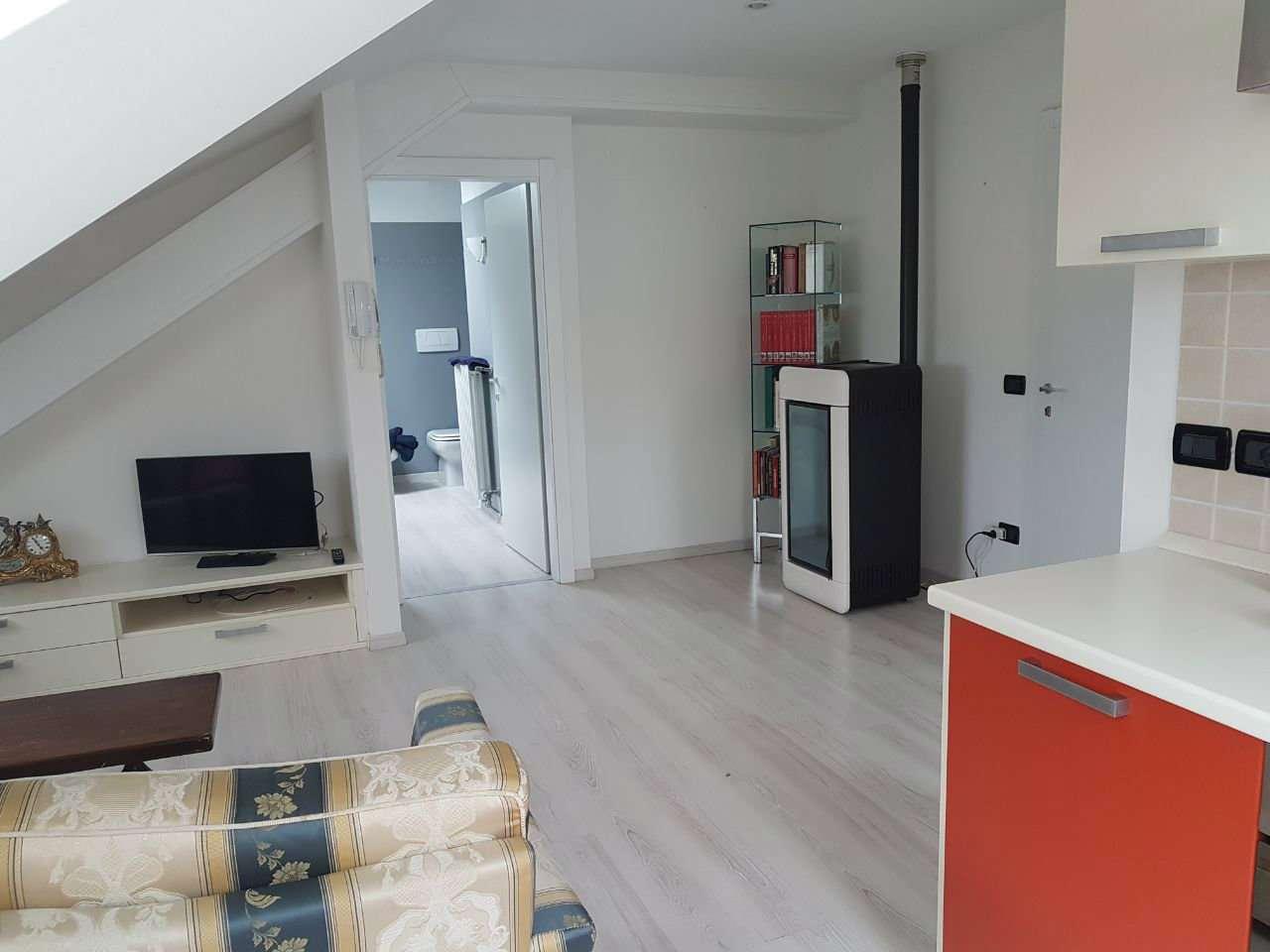 Appartamento in affitto a Cles, 3 locali, prezzo € 400 | Cambio Casa.it