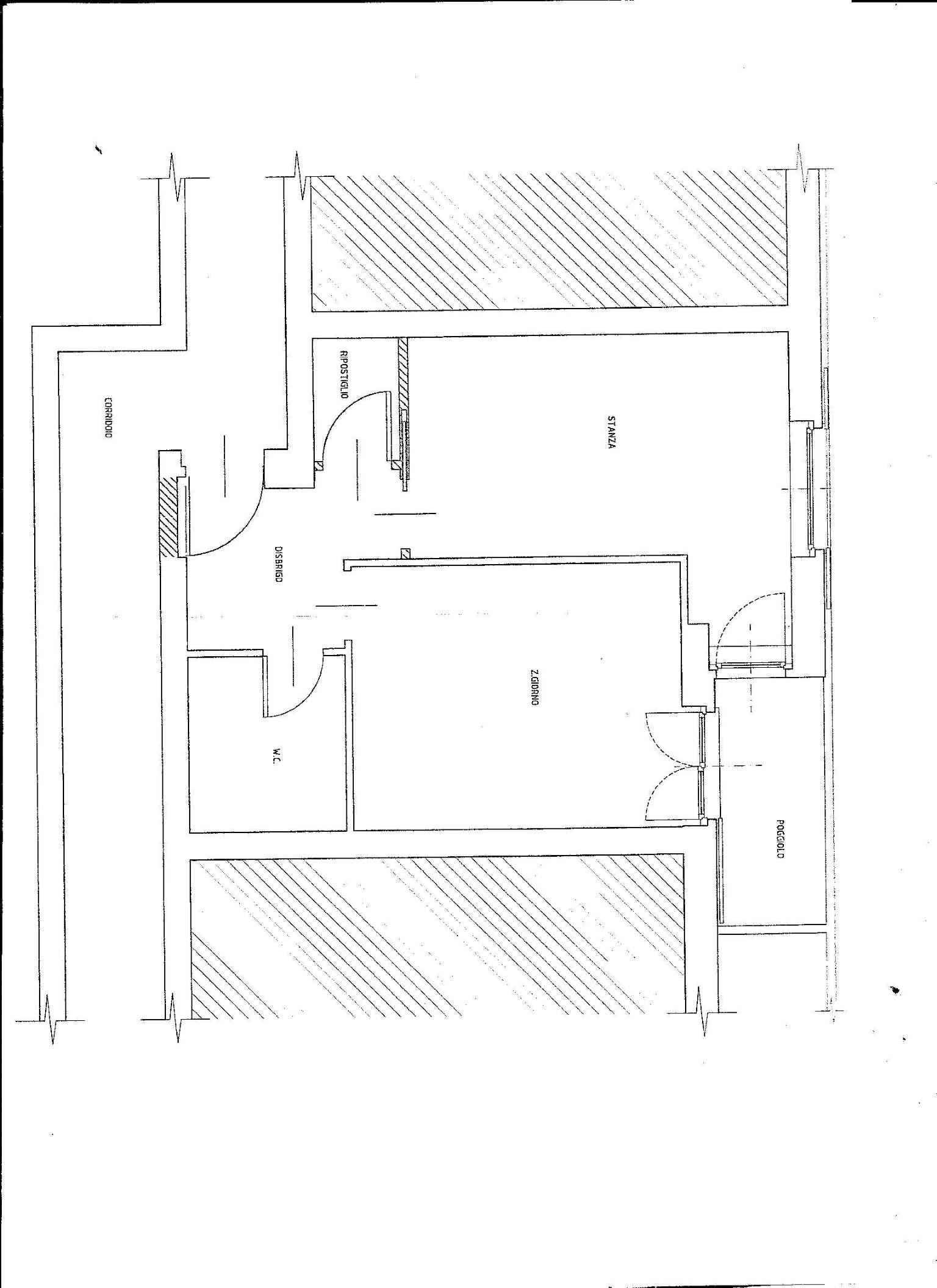 Vendita  bilocale Mezzolombardo Via De Gasperi 1 844065