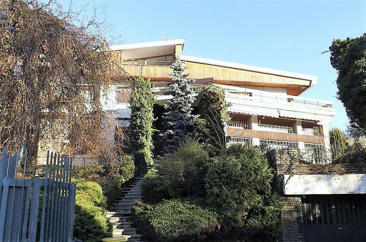 Villa in vendita a Torino, 14 locali, zona Zona: 5 . Collina, Precollina, Crimea, Borgo Po, Granmadre, Madonna del Pilone, prezzo € 595.000 | CambioCasa.it