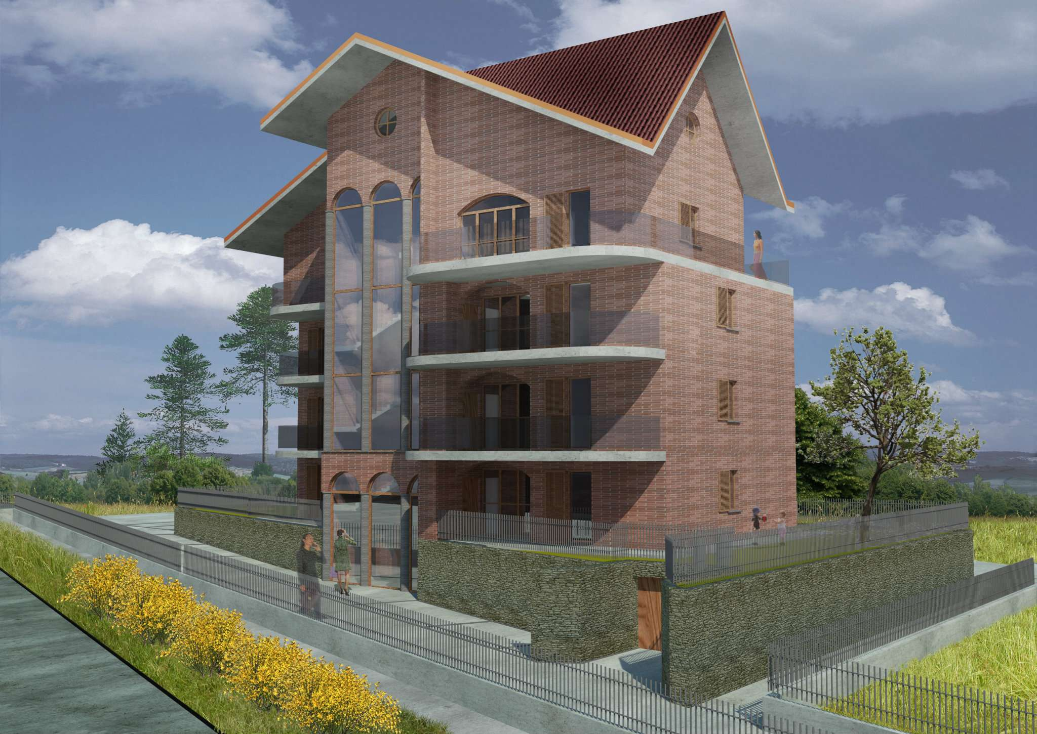 Casa rivoli appartamenti e case in vendita a rivoli for Case in vendita rivoli