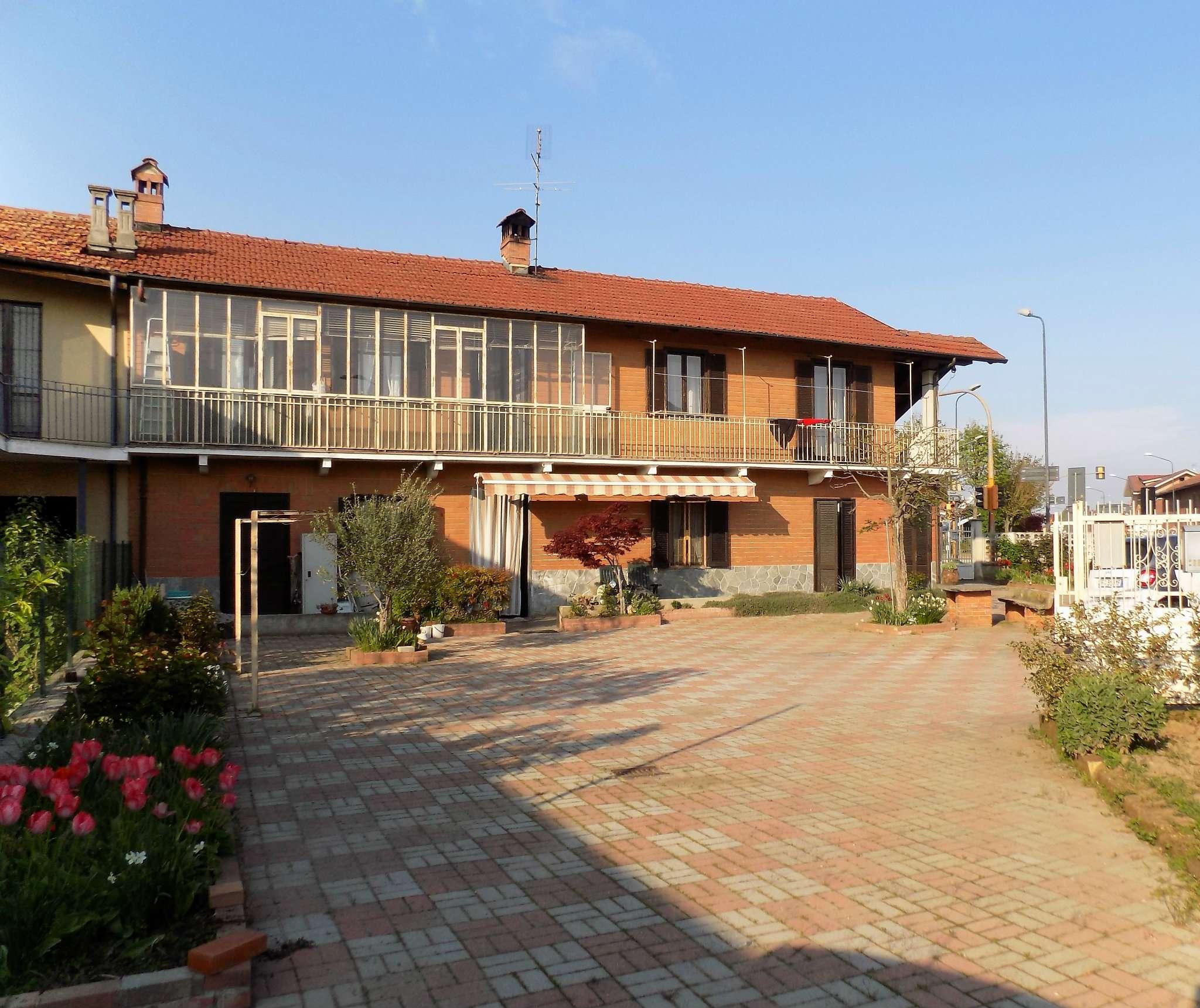 Soluzione Indipendente in vendita a Candiolo, 8 locali, prezzo € 265.000 | Cambio Casa.it