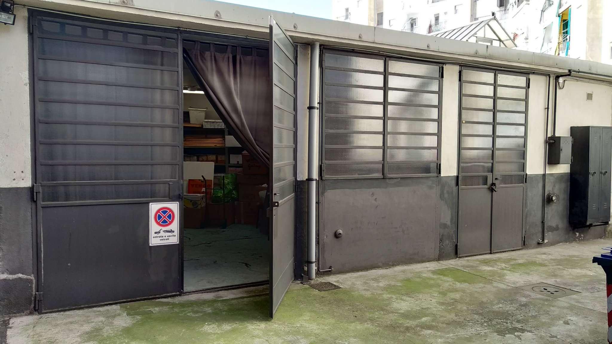 Foto 1 di Box / Garage via villa giusti, Torino (zona Parella, Pozzo Strada)
