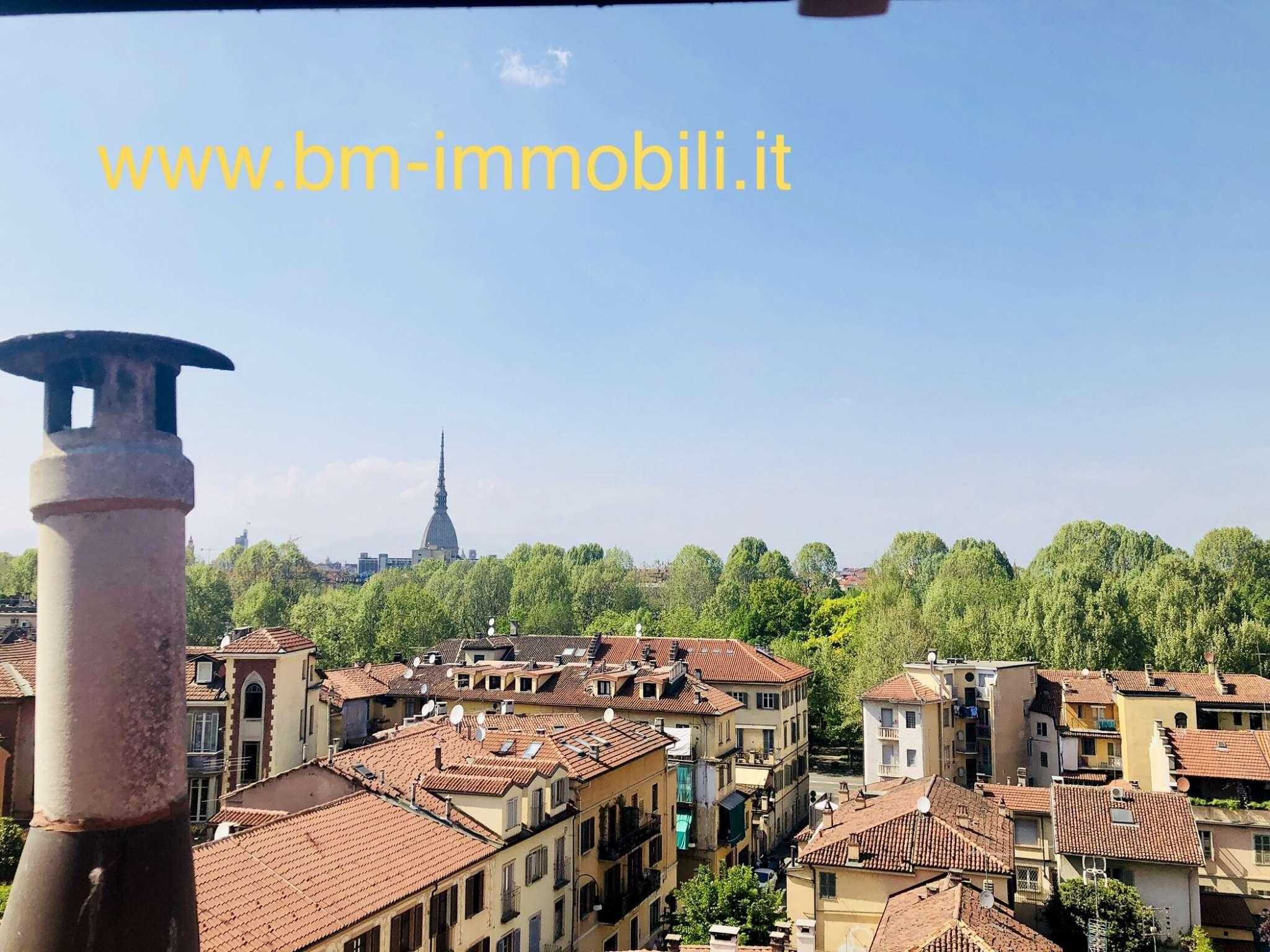 Attico/Mansarda in affitto Zona Precollina, Collina - via MARTIRI DELLA LIBERTA 23 BIS Torino