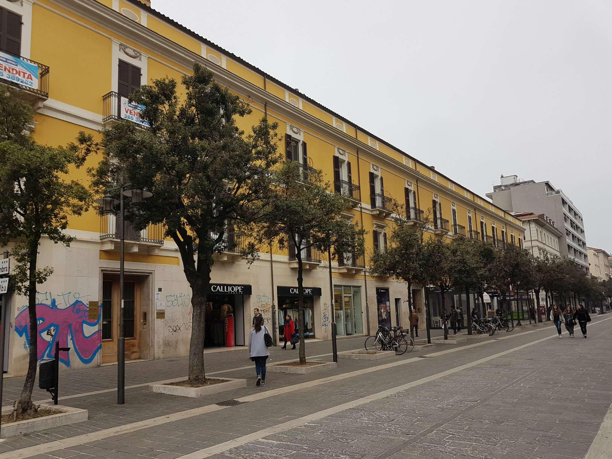 Attico / Mansarda in affitto a Pescara, 4 locali, prezzo € 650 | Cambio Casa.it
