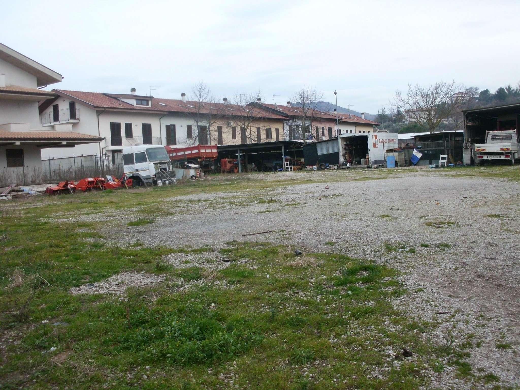 Terreno Edificabile Artigianale in Affitto a Montesilvano
