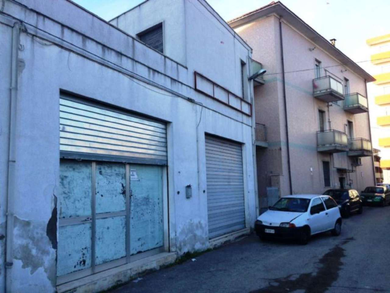 Magazzino in affitto a Pescara, 1 locali, prezzo € 550 | Cambio Casa.it