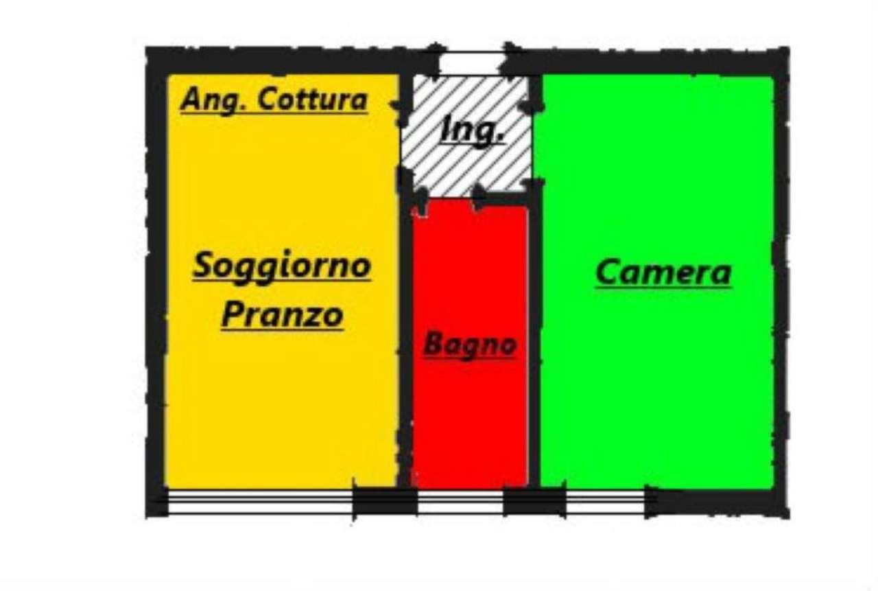 Vendita  bilocale Padova Via De Leva 1 941371