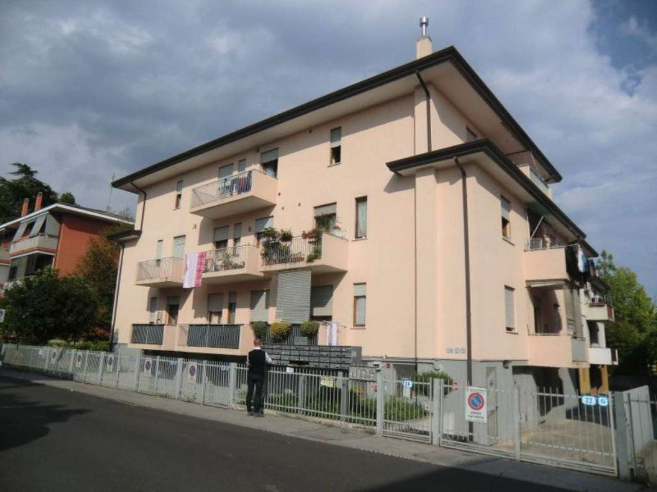 Bilocale Padova Via Florigerio 10