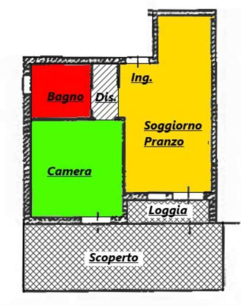 Vendita  bilocale Ponte San Nicolò Via Faggin 1 1015861