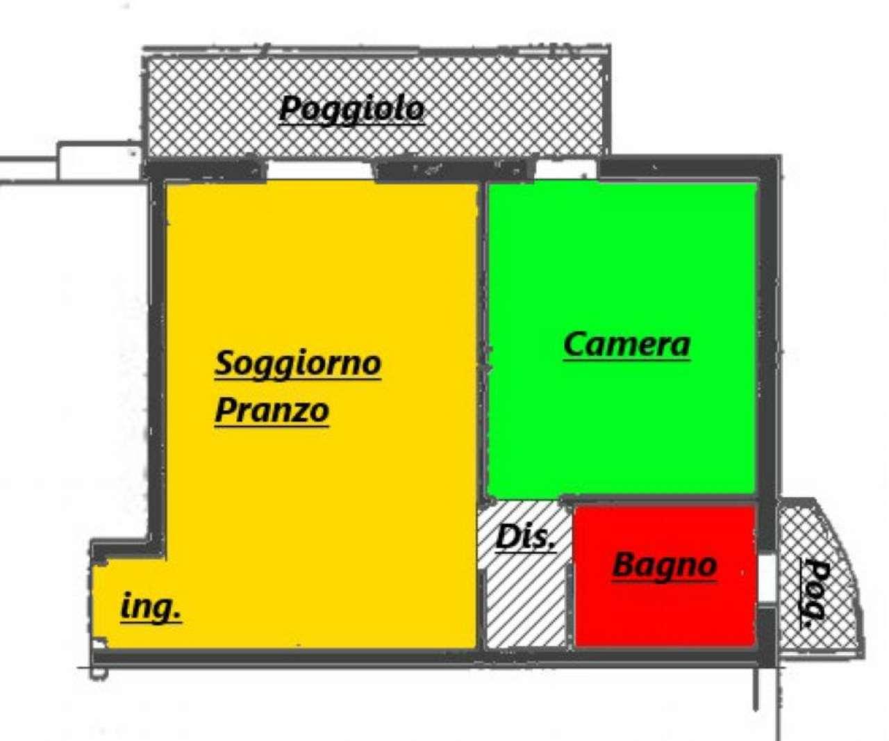 Vendita  bilocale Padova Via Ramin 1 1034129