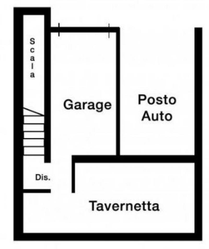 San Giorgio di Piano Vendita VILLA A SCHIERA Immagine 1