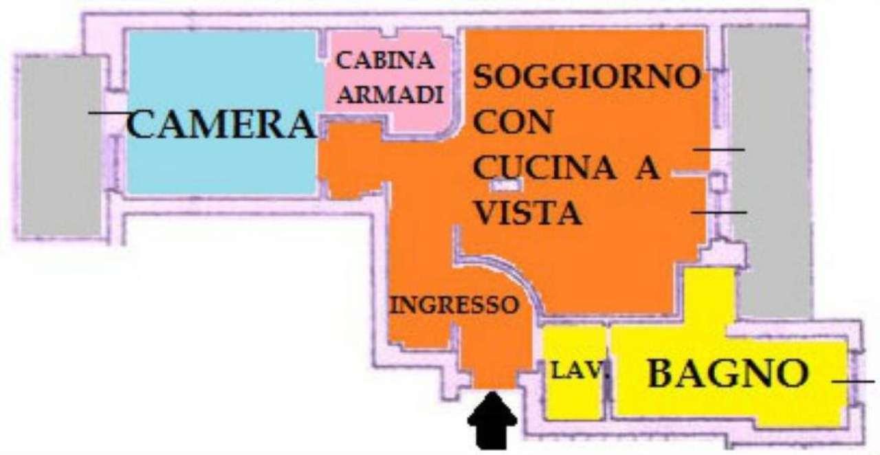 Vendita  bilocale Torino Lungo Dora Napoli 1 962323
