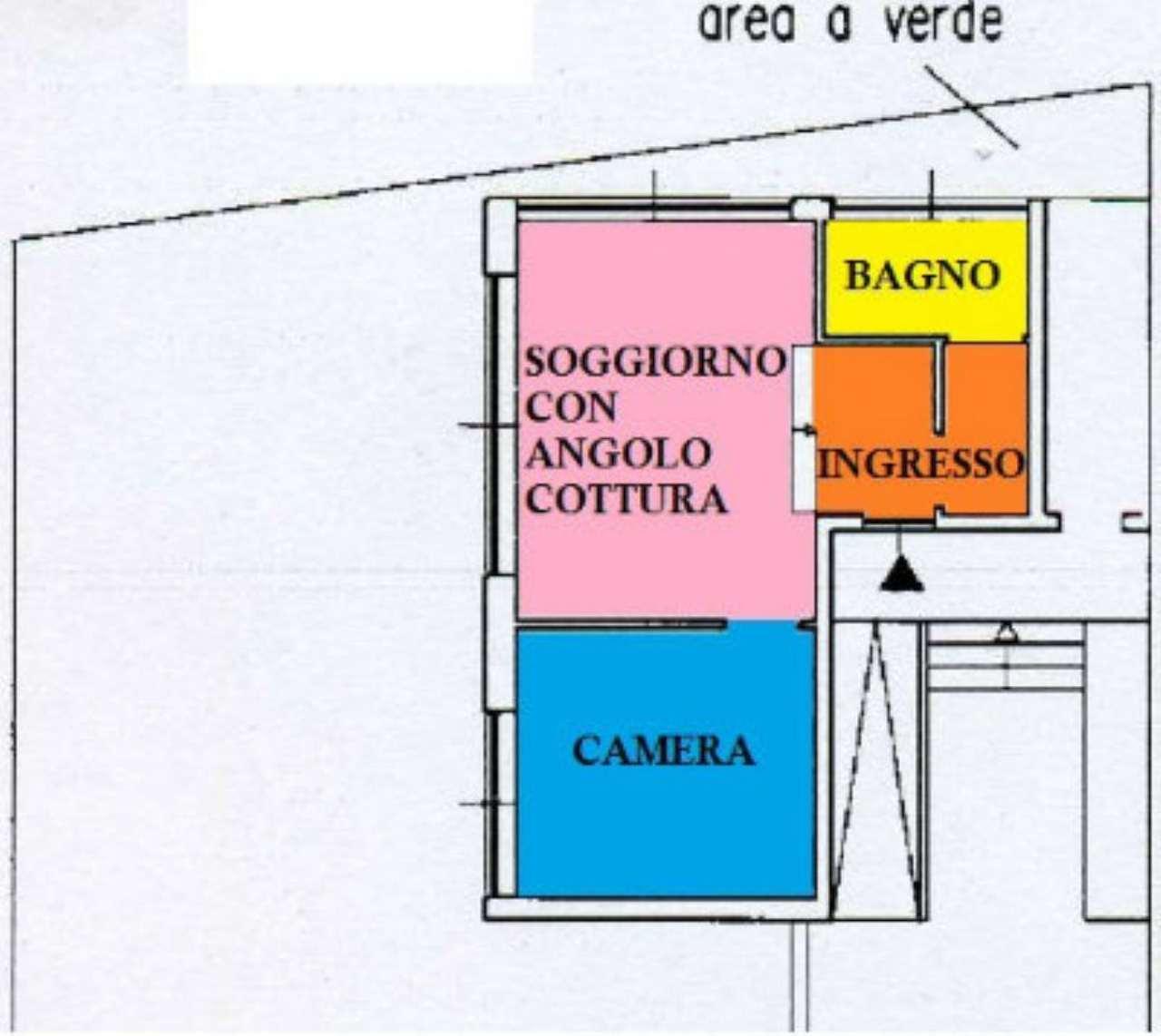 Vendita  bilocale Torino Via Rimini 1 541676