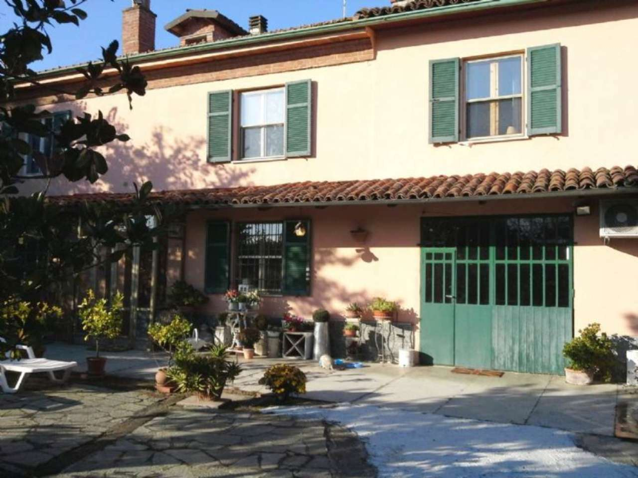 Soluzione Semindipendente in vendita a Cassine, 7 locali, prezzo € 155.000 | Cambio Casa.it