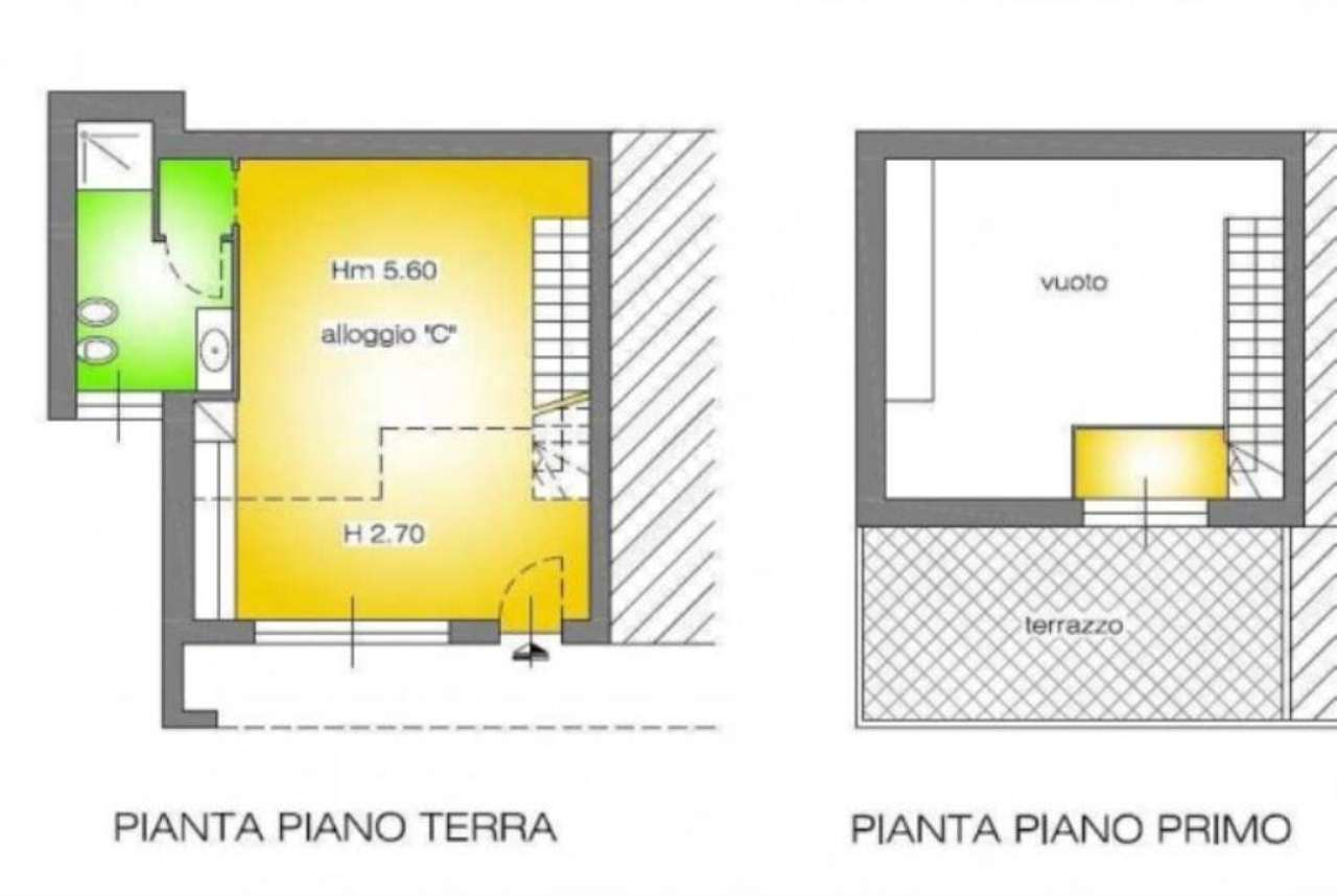 Vendita  bilocale Giussano Via Giuseppe Verdi 1 856224