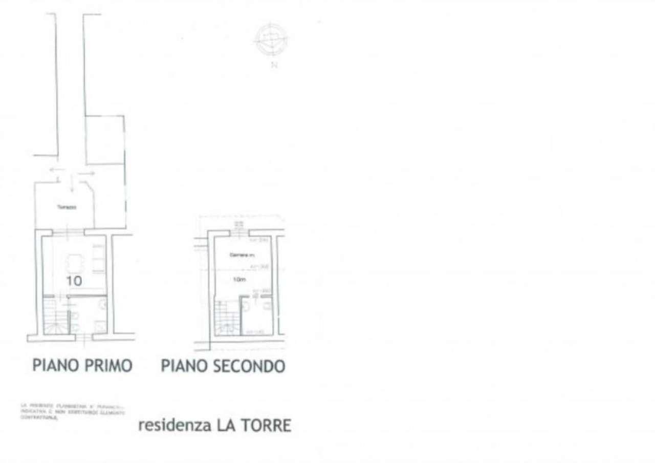 Bilocale Seregno Via Camillo Benso Conte Di Cavour 6