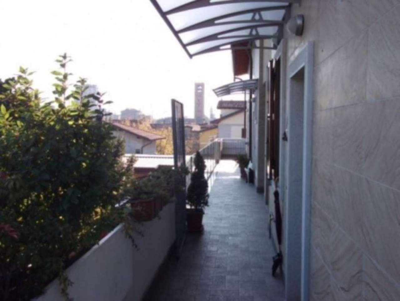 Bilocale Seregno Via Gioacchino Rossini 8