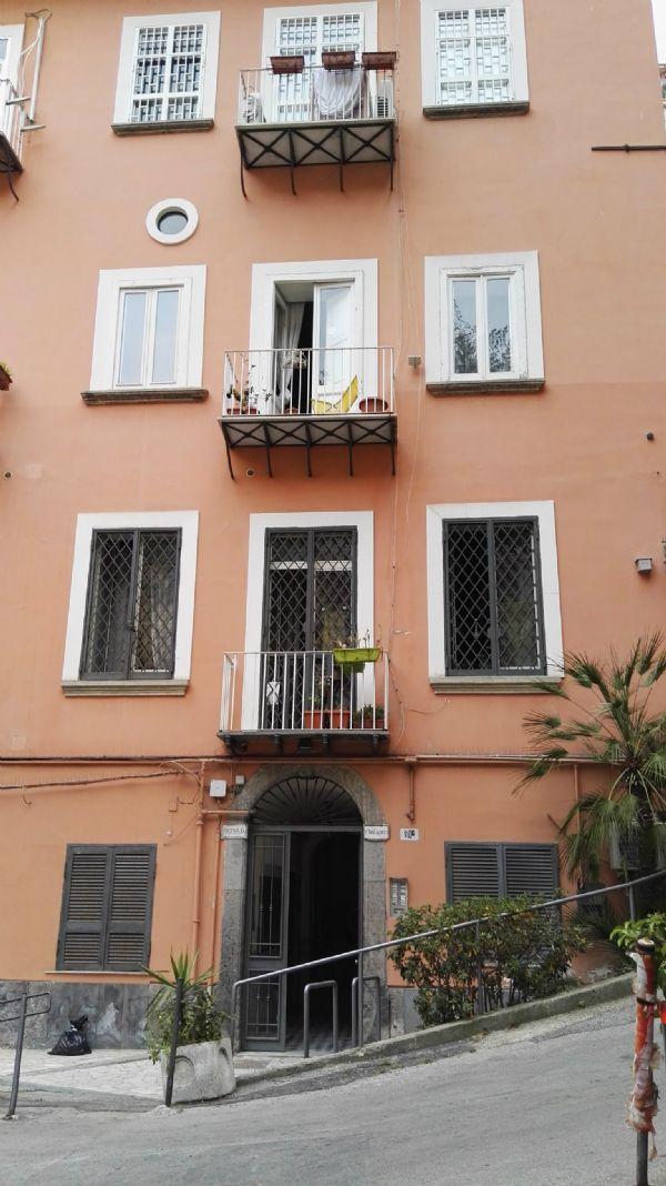 Bilocale Napoli Corso Vittorio Emanuele 1