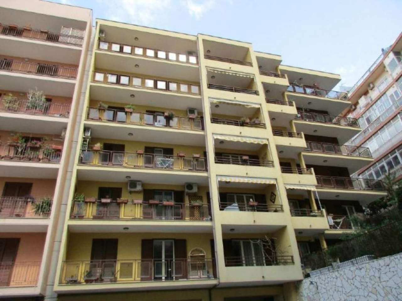 Bilocale Messina Via Umberto Giordano 2