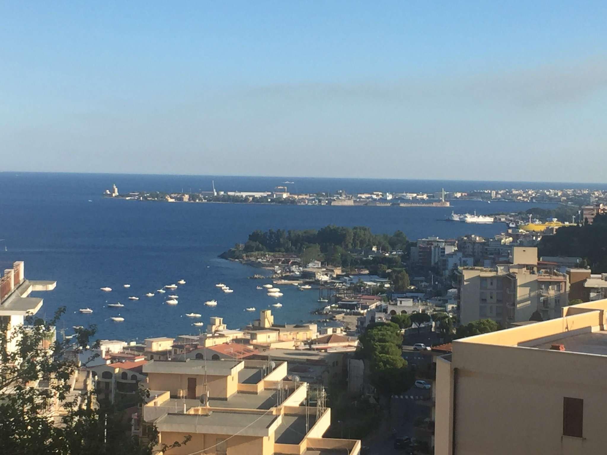 Bilocale Messina Via Umberto Giordano 1
