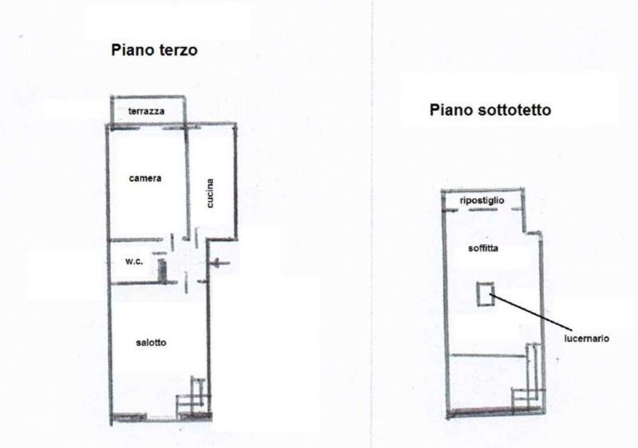 Vendita  bilocale Firenze Via Vittorio Locchi 1 847720
