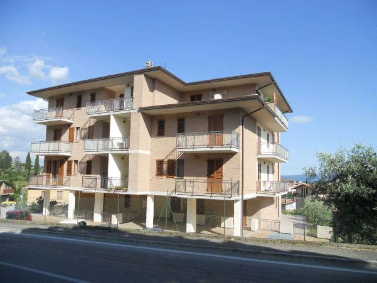 Bilocale Perugia Via Andreani 2