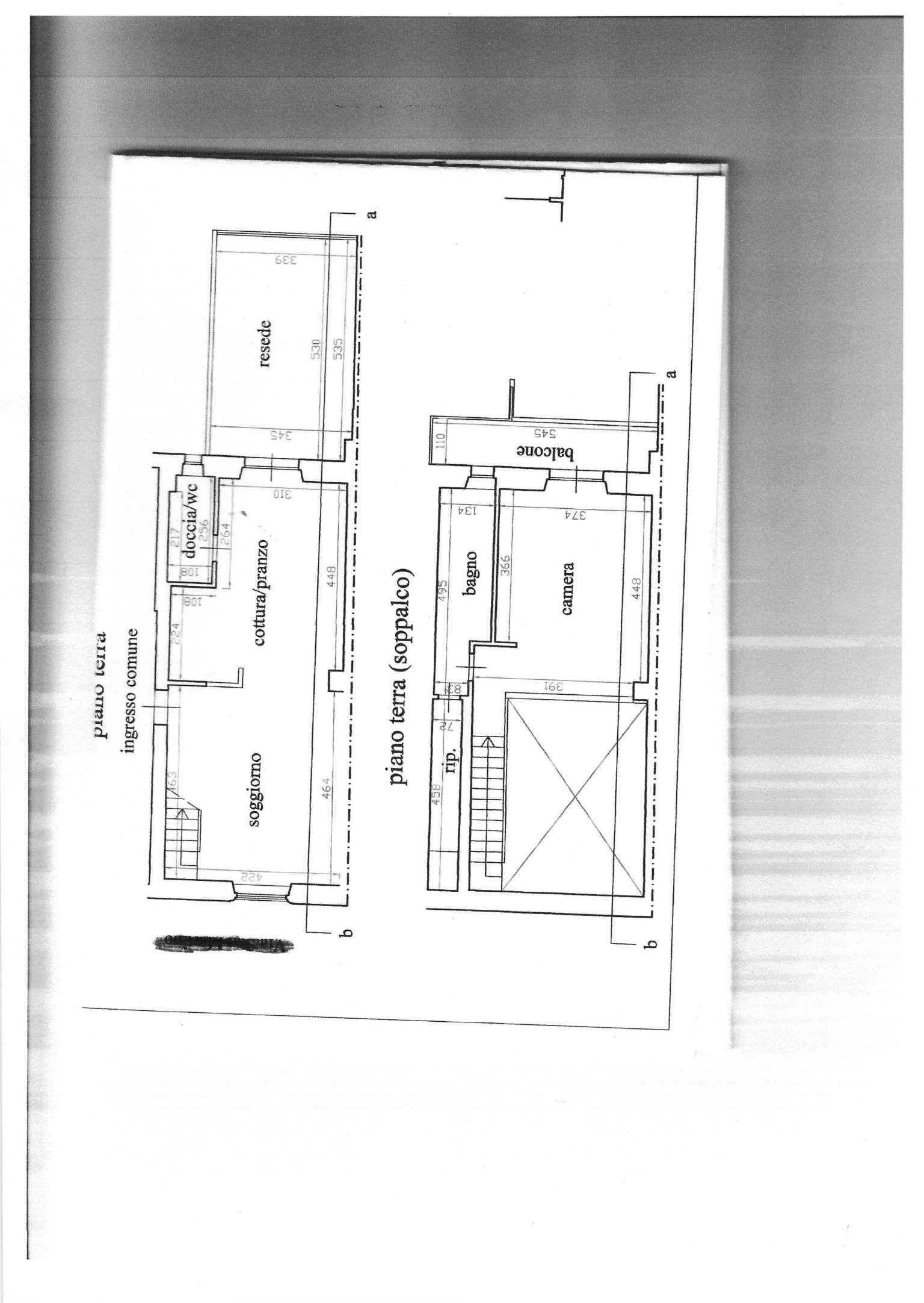Vendita  bilocale Viareggio Via Giosue Carducci 1 943711