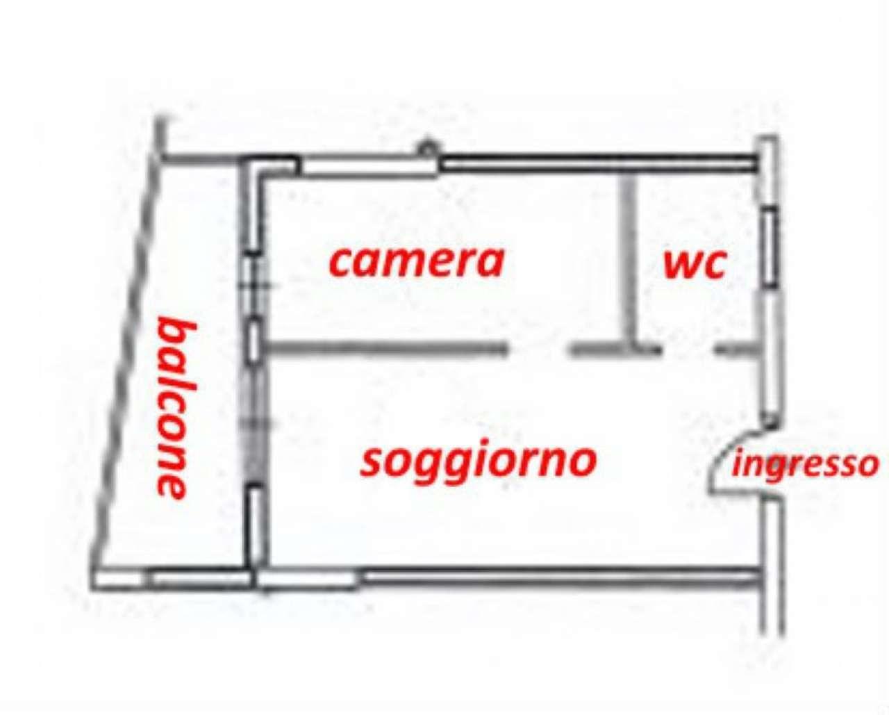 Vendita  bilocale Corciano Via Antonio Gramsci 1 959973