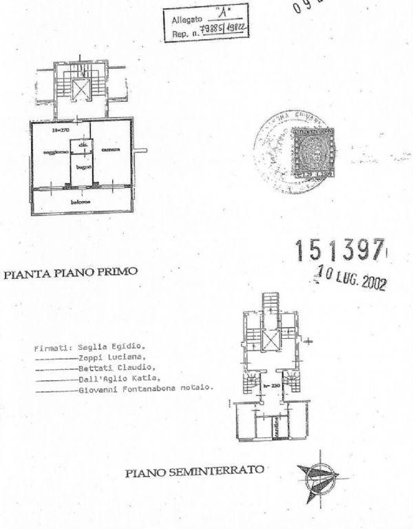 Vendita  bilocale Noceto Via Luigi Einaudi 1 962309