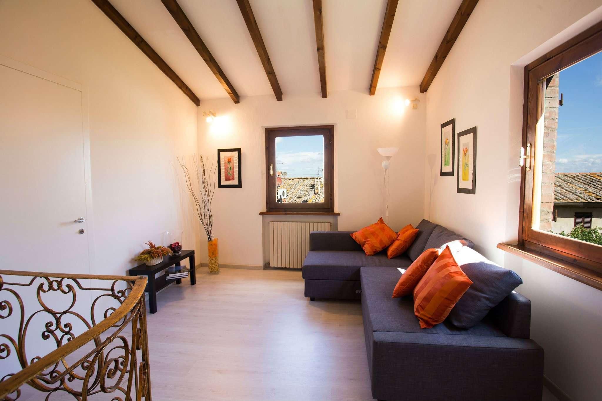 Bilocale San Gimignano Via San Matteo 9