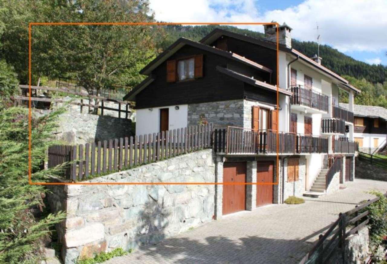Appartamento in vendita a Antey-Saint-Andrè, 2 locali, prezzo € 140.000 | Cambio Casa.it