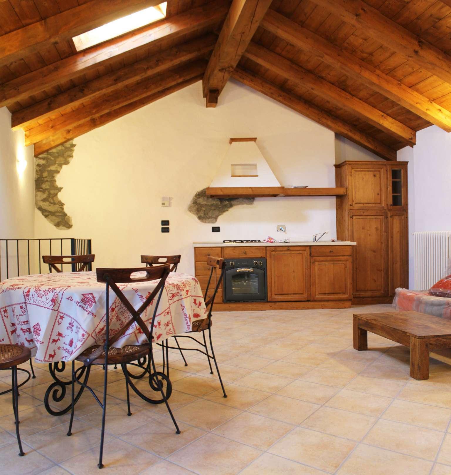 Bilocale Antey Saint Andr Borgo Frazione Herin 3
