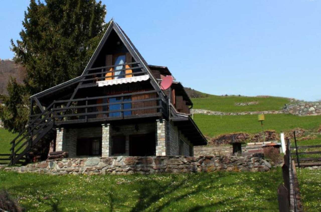 Soluzione Indipendente in vendita a Torgnon, 7 locali, Trattative riservate | Cambio Casa.it