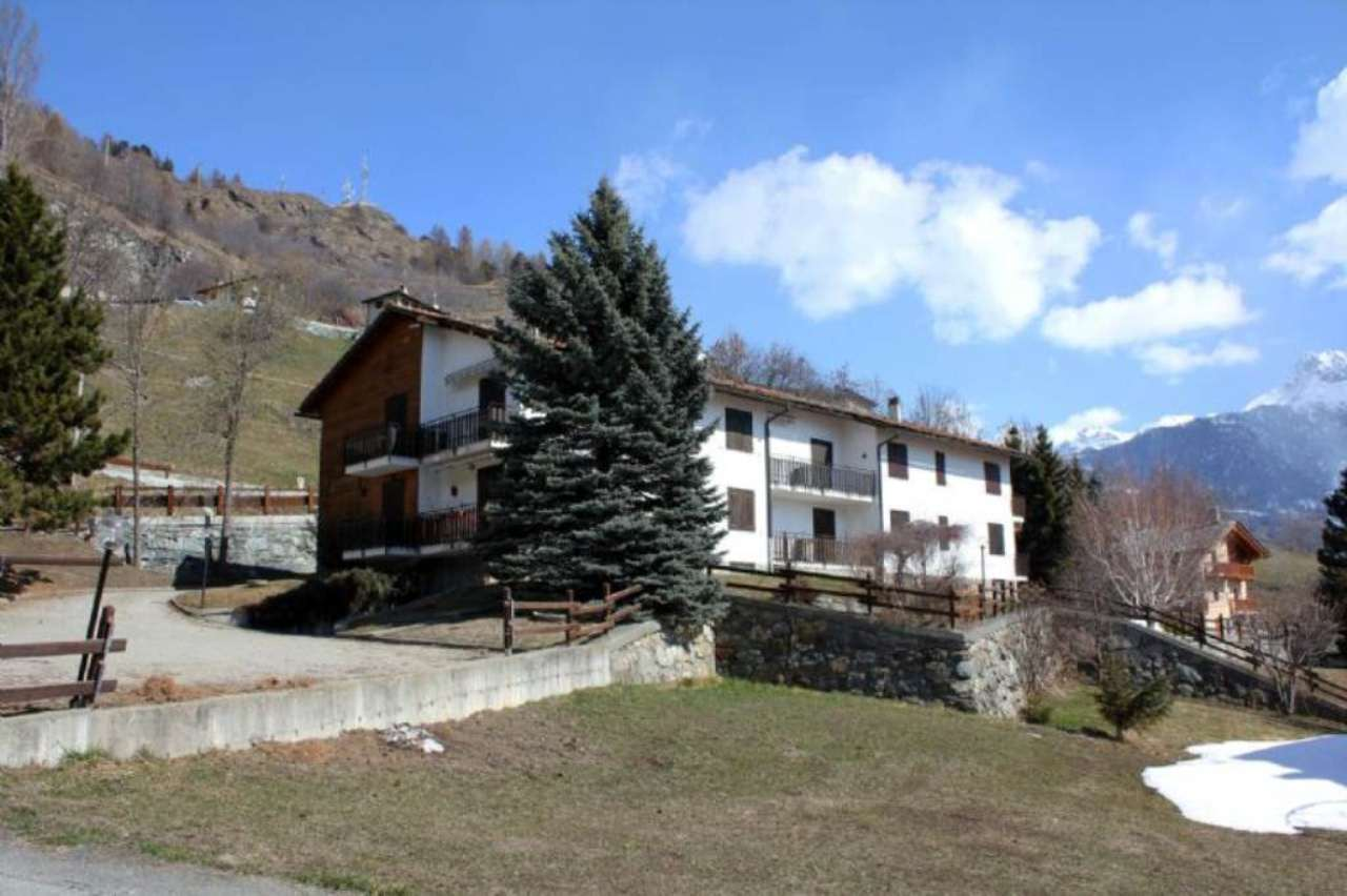 Bilocale Torgnon Borgo Frazione Vesan Dessous Torgon 3