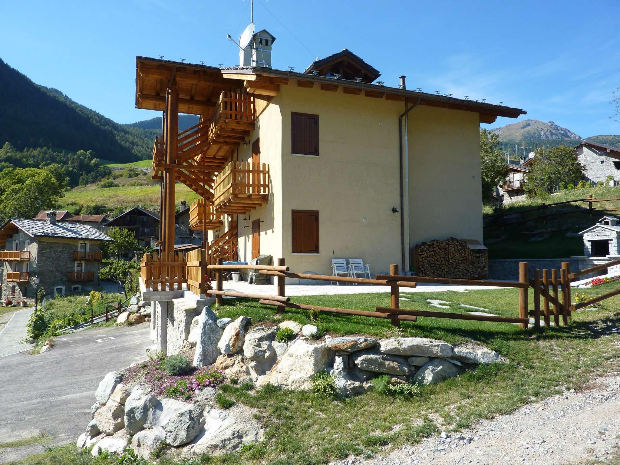 Bilocale Torgnon Borgo Torgnon Frazione Berzin 8