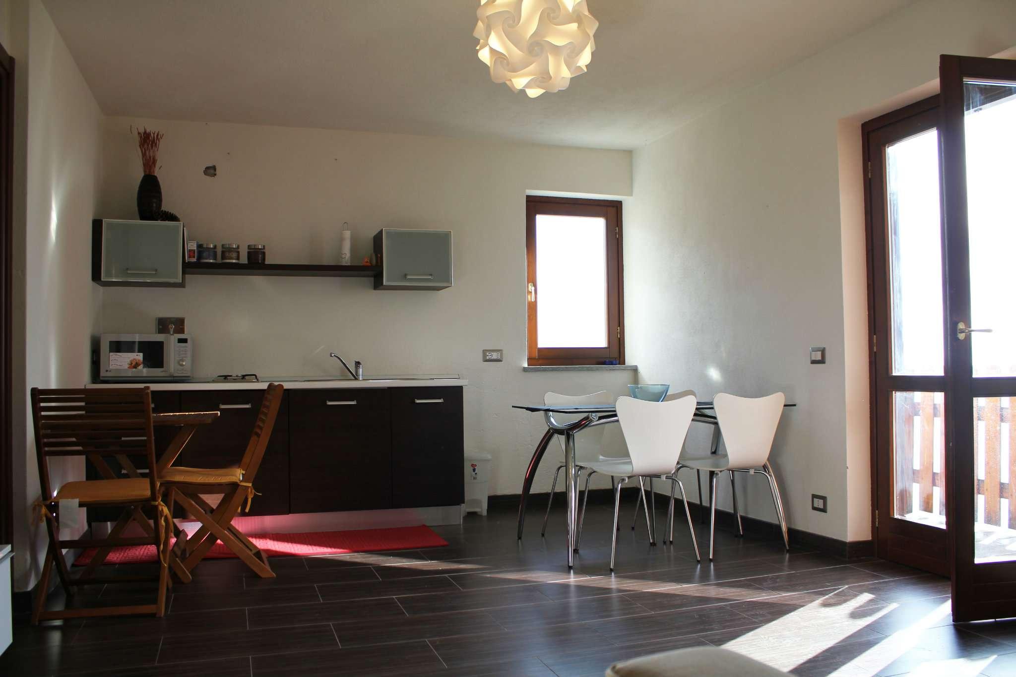 Bilocale Torgnon Borgo Torgnon Frazione Berzin 10